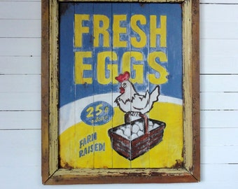 Farm raised Fresh eggs ~