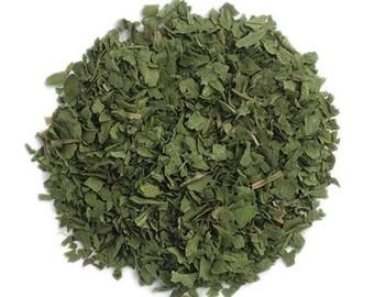 Organic Cut & Sifted Cilantro Leaf 1 LB