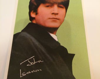 The Beatles Post Cards/ Set of 4 From 1964