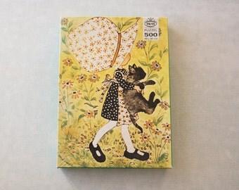 Vintage Puzzle Holly Hobbie, 500 pieces