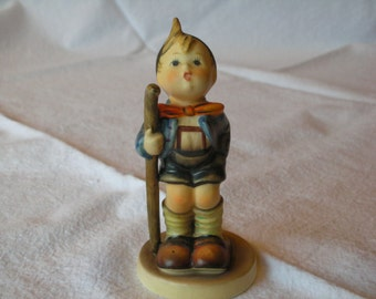 Hummel Little Hiker Figurine 96 2/0
