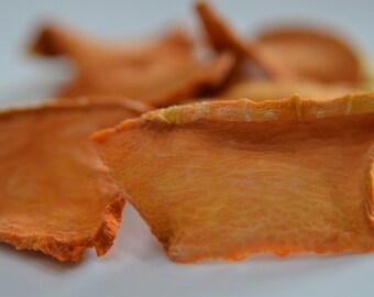 100g. Dried sweet pumpkin organic 2016