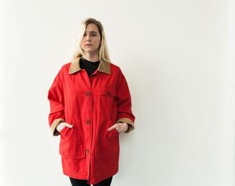 1990's Vintage Parka Jacket Womens Small