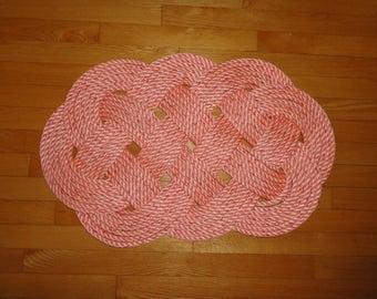Handmade Ocean Plait Mat