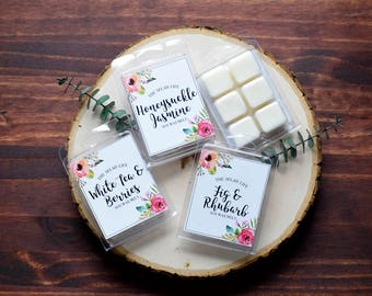 PICK 4 WAX MELTS || Value Pack || Clamshell Wax Melts || Soy Wax