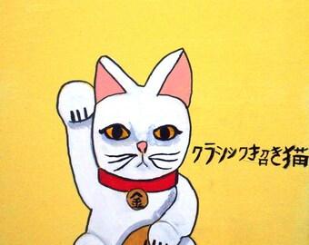 Classical Maneki Neko
