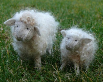 Woolly Sheep - PDF pattern - instand download