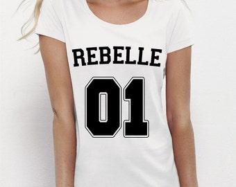 Rebel 01 tee