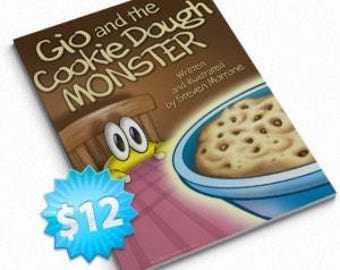 Gio and the Cookie Dough Monster