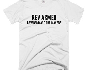 Reverend And The Makers - Rev Armeh Tee