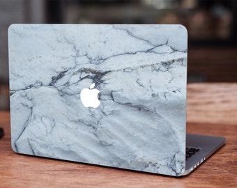 Marble white MacBook skin decal laptop sticker vinyl decal