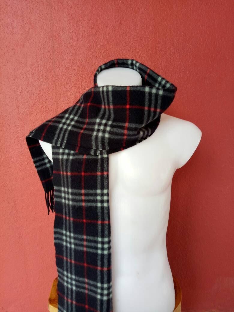 burberry 100 cashmere scarf