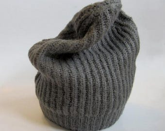 Gray Winter Hat Men or Women 27