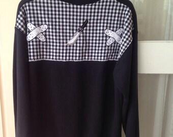 Collab Sweatshirt w/ Che Ebrahim