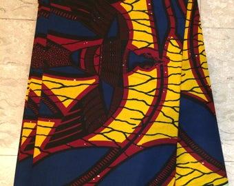 African print fabric wholesale Ankara fabric 6 yards African wax print fabric Ankara fabric African materials