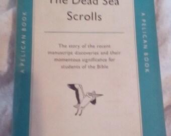 Penguin Books - The Dead Sea Scrolls - J.M Allegro c.1959