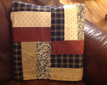 Quillow, pillow and quilt in one, quilt, travel blanket, travel pillow, lap quilt
