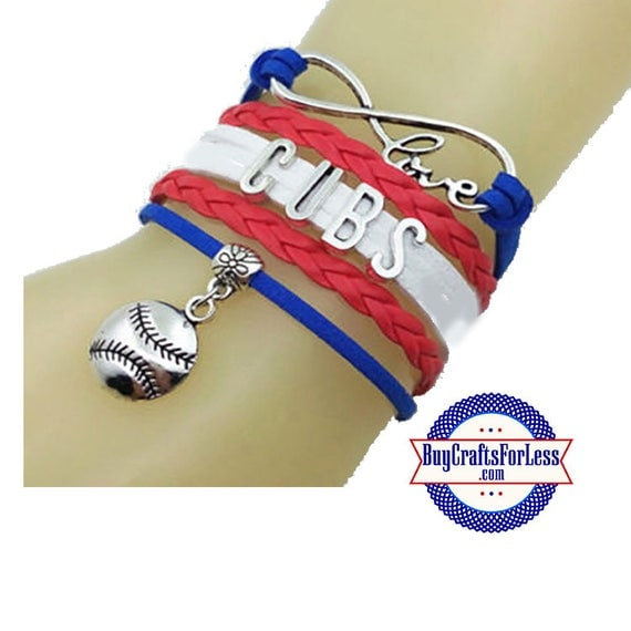 CHICAGO Leather Bracelet-U Choose CHARM +Discounts & FREE Shipping*