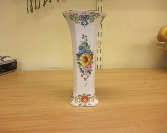 Painted GlazedFlower Vase