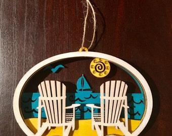 Jersey Shore Ornament