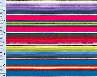 Serape Crib Sheet