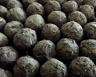20 Seedballs loose - different varieties of Seedbombs
