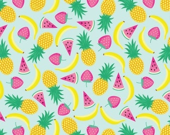 Summer Fruit Wrapping Sheets