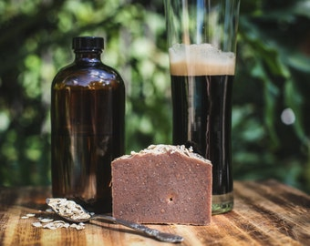 Oatmeal Stout | Beer Soap