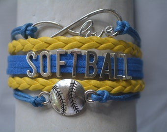 Softball Jewelry Etsy