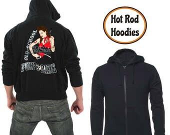 Zipper hoodie Pump & ride