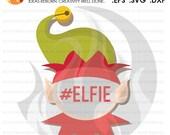 Digital File, Elfie, Elf,...