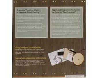 Creative Woodburning Craft Kit I-