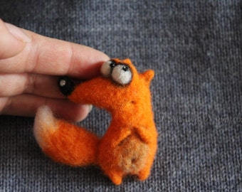brooch fox (Fox Brooch)