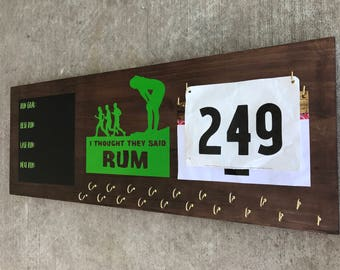 Race Bib Holder - 30in