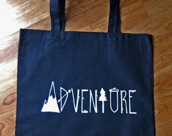 adventure tote bag travel tote bag adventure lover gifts travel lover gifts - Travel Tote Bags