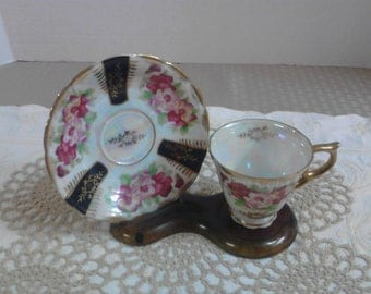 Ucagco Teacup and Saucer from Japan