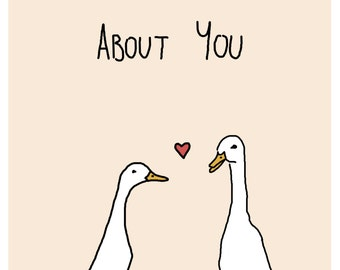I'm Quackers About You