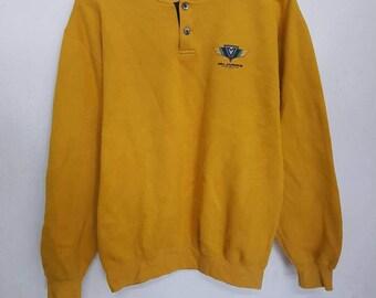 Vintage Mr.Junko Junko Koshino Sweatshirt Button Down Japanese Designer Large Size