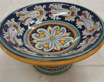 Deruta Display Bowl