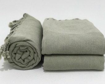 Turkish towel, Turkish cotton towel, turkish beach towel, peshtemal, hammam towel, surf towel, bath towel, gift for him, yoga, spa towel