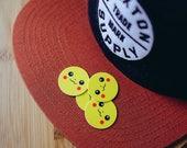 Pikachu Sticker, Pokémon Sticker, Pokémon Fanart Phone Stickers, Cool iPhone stickers, tiny sticker, Pikachu sticker for laptop.