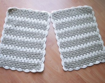 table placemats, 2 sets of 2