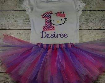 Hello Kitty Birthday Outfit