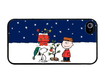 Cute Snoopy Christmas iPhone 7 / 7 PLUS/ 6/6s / 6 PLUS /5s/SE iPod 5/6 Case Cover