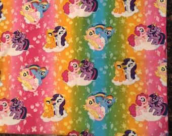 My Little Pony Receiving Blanket