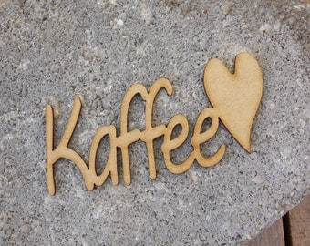 'Coffee' - type, lettering, decorative lettering