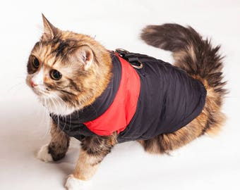 Vest for dogs and cats, dog vest, Waterproof vest for animals, Walking clothes, Clothing for pets, Dog clothes, Cat clothes, Pet products,