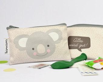 SOS_05 emergency bag koala bear for kids