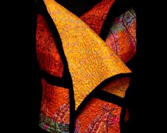 Orange Crush Vest