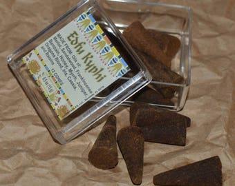 Kyphi Incense Cones - 12 pk.